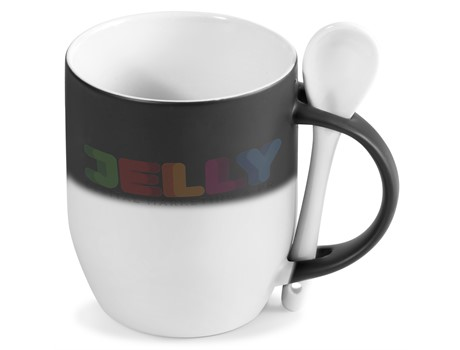 Chameleon Sublimation Mug - 325Ml Half