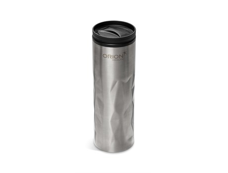 Fire & Ice 2-In-1 Double Wall Tumbler - 435Ml - Closed