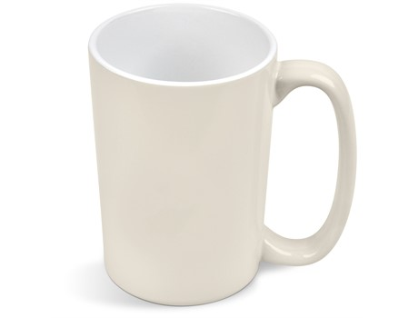 Sorrento Laser-Ready Mug - 415Ml Cream
