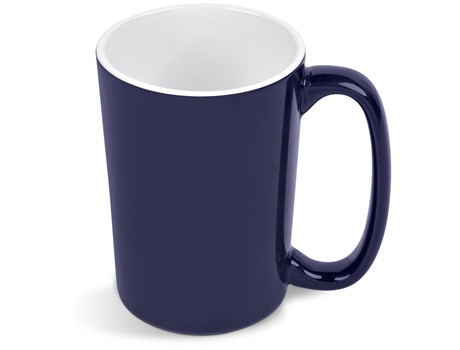 Sorrento Laser-Ready Mug - 415Ml Navy